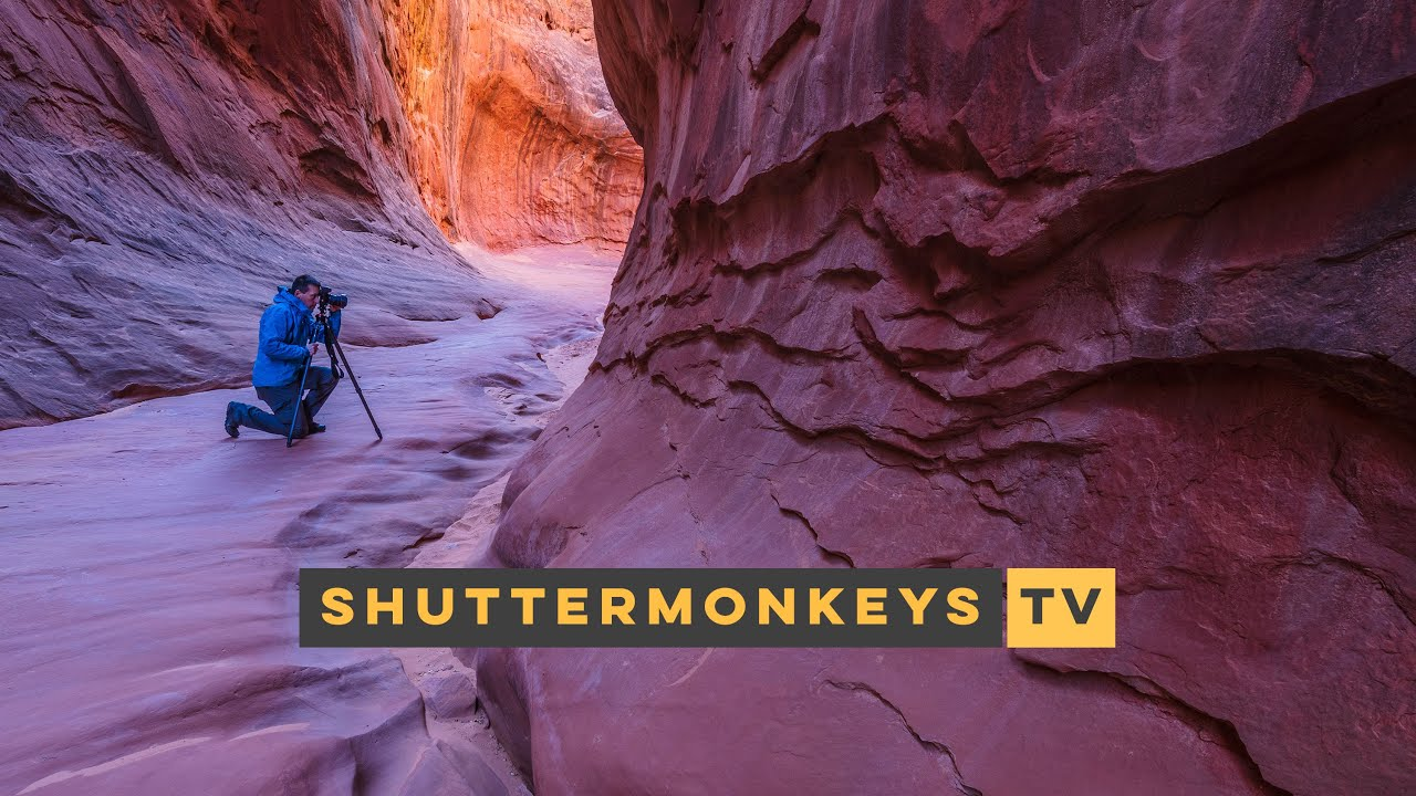 Utah Slot Canyon Photo Adventure