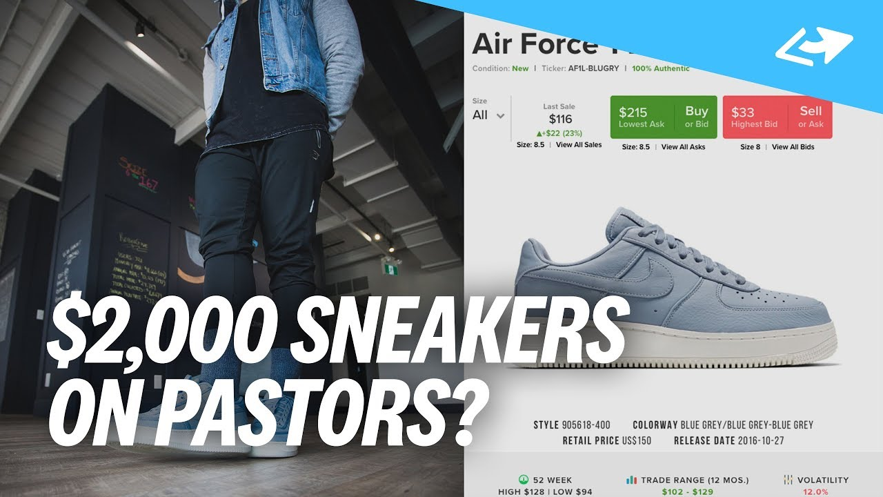 size 40 9c1b7 c01ce How  PreachersNSneakers Exposes All Christians