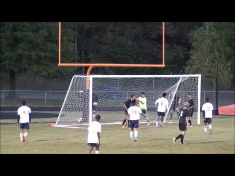 Game 23 Oct 22 Hough vs Vance 8-0