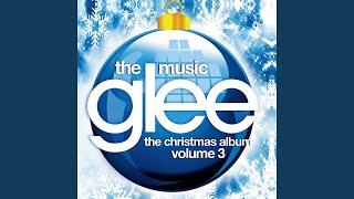 Watch Glee Cast Ill Be Home For Christmas video