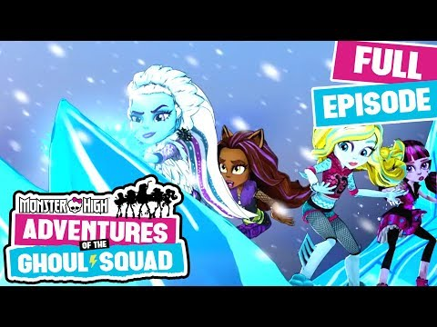Tale of Two Mountains | Monster High: Adventures of the Ghoul Squad | Episode 3