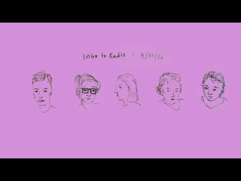 Intro to Radio (illustrated by Graelyn Brashear)
