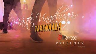 Maate Vinadhuga Lyrical    Taxiwaala    Dforze    Latest Cover Song