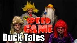 Speed Game - DuckTales HD - Race MV / Naxxel
