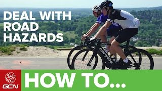 How To Deal With Hazards On The Road | Ridesmart