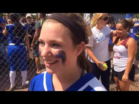 Video interview: Lindsay Nelson, Donovan Catholic softball