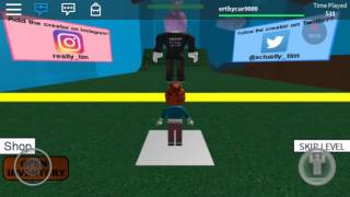 ROBLOX GAMEPLAY WITH MY HOMIE MON MON👌