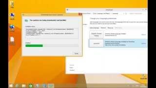 Как изменить язык интерфейса Windows 8 / 8.1?