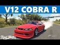 2000 Ford Mustang Cobra R Top Speed Build!! Forza Horizon 3