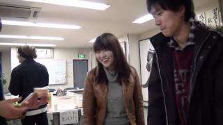 """熊本情報バラエティ""""火の国ハイスクール"""" 2011.03.20放送 タンクマ春の..."""