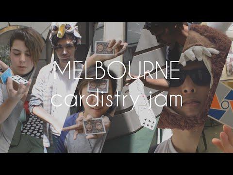Melbourne Cardistry Jam | January 2016