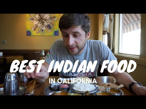 Best Indian Restaurant in California | South Indian Food in the USA