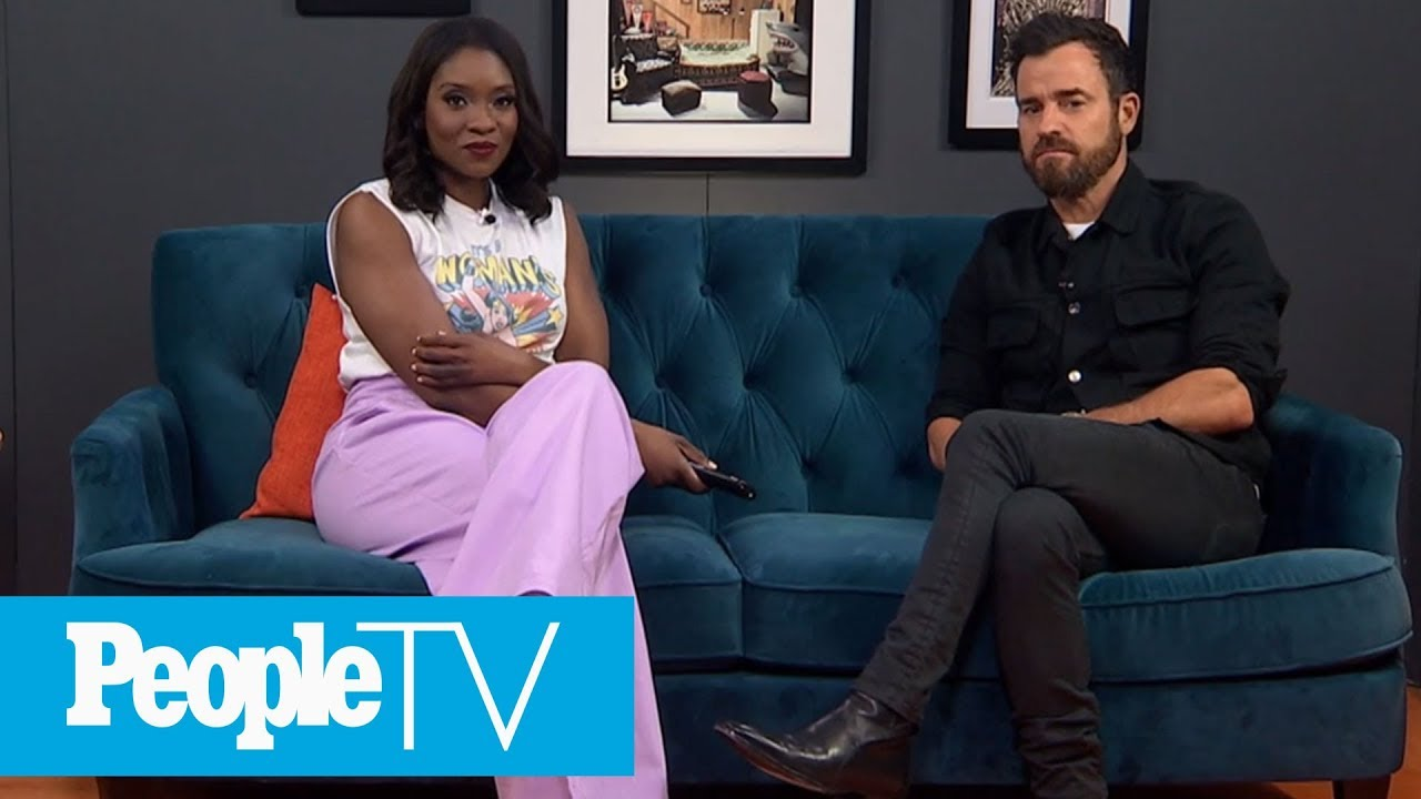 Justin Theroux Channels A Young Jared Kushner In 'American Psycho' | PeopleTV