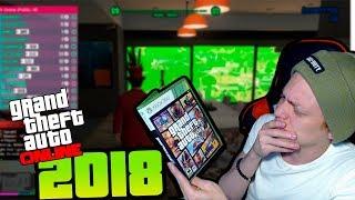 Así se juega GTA V Online en Xbox 360 5 años después del lanzamiento | 2018