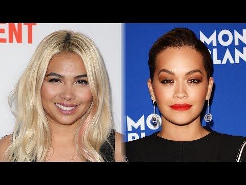 """Hayley Kiyoko SLAMS Rita Ora Song """"Girls"""" For Harmful Lyrics Toward LGBTQ Community"""