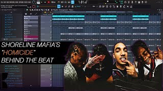 "How Shoreline Mafia's ""Homicide"" Was Made 