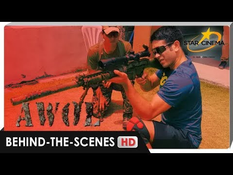 Behind The Action: 'AWOL' | Gerald Anderson