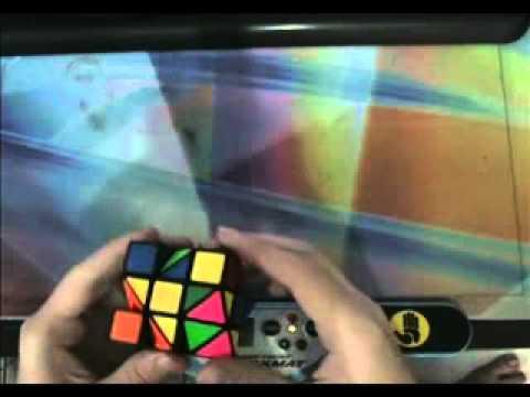 WhiteLynx Solves Half Truncated Cube