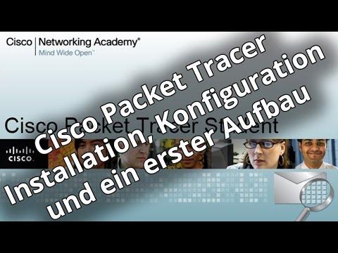 Netzwerktutorial: Cisco Packet Tracer - Installation, Konfiguration & Ein Erster Aufbau