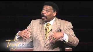 Tony Evans - the names of GOD