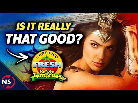 WONDER WOMAN Movie Review! How Good is the New DC Film? (First Half Spoiler-Free) || NerdSync