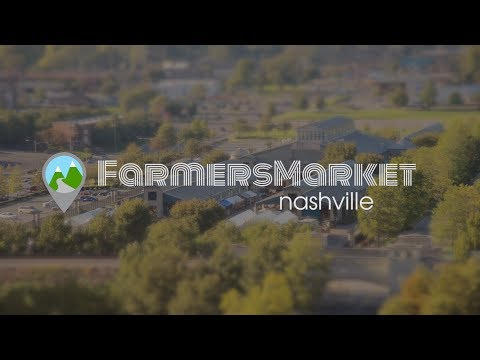 The Nashville Farmers Market Tour