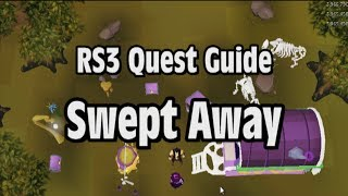 RS3: Swept Away Quest Guide - RuneScape