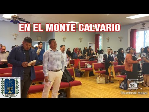 Iglesia De Dios Israelita- En El Monte Calvario