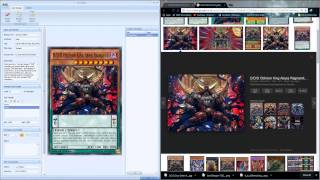 Yu-Gi-oh! Tabletop Simulator - Deck Building/Uploading Tutorial