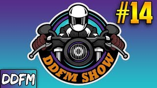 The DDFM Show #14 - Have You Ever Been To A Motorcycle Show? thumbnail