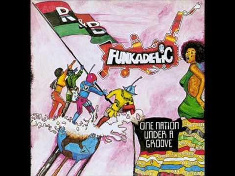 Funkadelic - One Nation Under The Groove (Full Album)