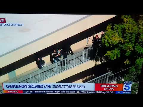 Sal Castro Middle School Shooting Coverage 2018