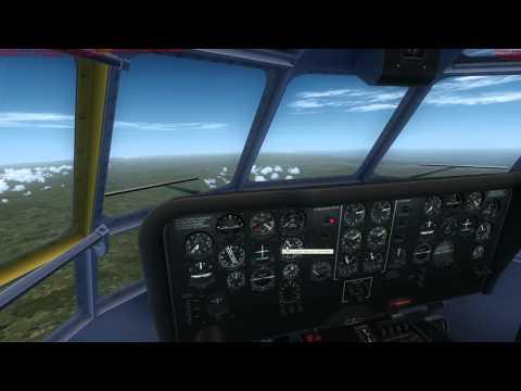 A2A B377 Stratocruiser Tutorial 2, Climb - Cruise