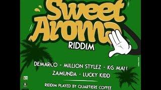 SWEET AROMA RIDDIM MIX (2013)