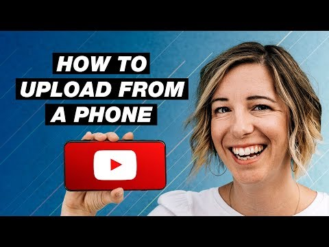 How to Upload Videos on YouTube from Your Phone - YouTube