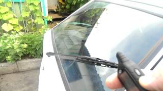 Открывание багажника ВАЗ 2114