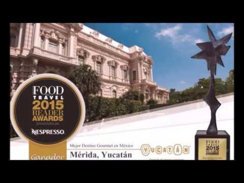 Análisis de los tours gastronómicos en Mérida, Yucatán
