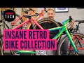 The Ultimate Vintage Mountain Bike Collection | Retro MTB Tech
