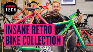 The Ultimate Vintage Mountain Bike Collection? | Retro MTB Tech