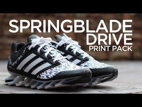 519e2fc5a6fe Buy adidas springblade 3 Black   OFF30% Discounted