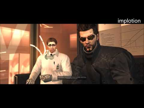 Deus Ex Human Revolution   Visit the hospital
