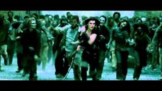 Resident Evil: Afterlife - Prison Roof Shoot-Out