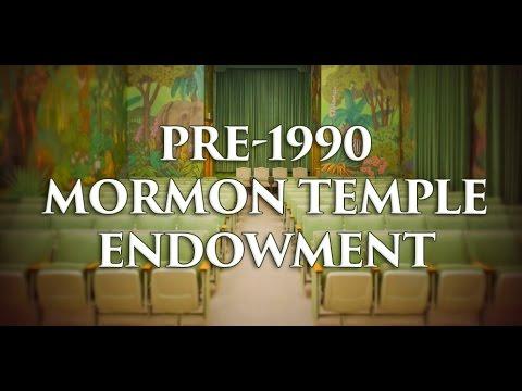 Full 1984 Temple Endowment Audio