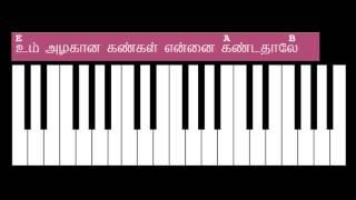 Um alagana kangal ennai kandathaale keyboard e major chords. sung by pr. johnsam joyson for lyrics and transpose keys, go to http://infopade.com/1q8f ...
