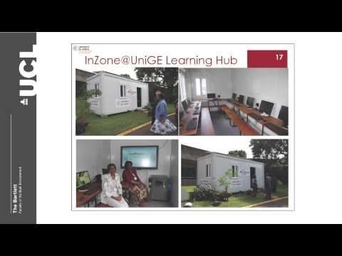 MOOCs, E-Learning and Beyond: Keynote Lecture by Barbara Moser-Mercer