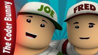 Leben in Roblox (Animation): Toilettenprobleme