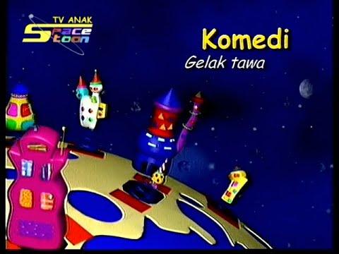 Spacetoon - Planet Komedi : 2005 (old version)