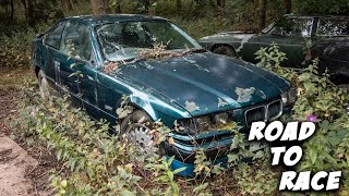 My next BIG projects | BMW E36 | Road To Race | Episode 1