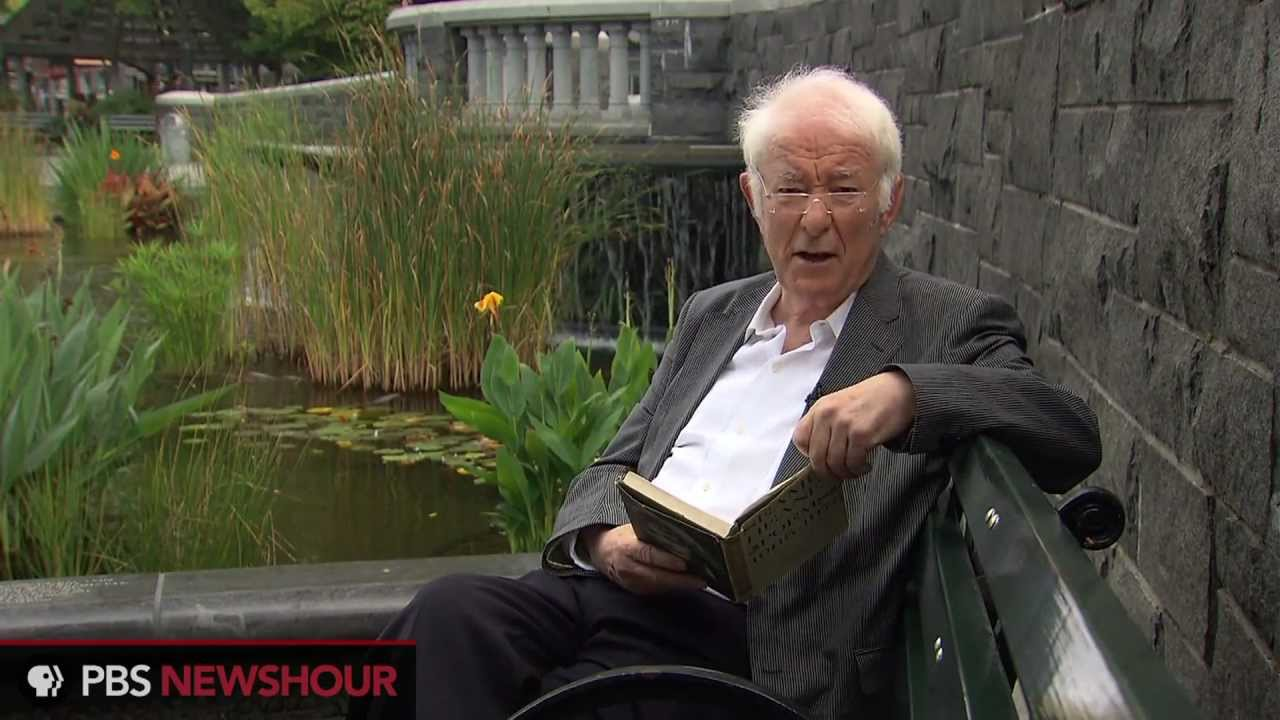 seamus heaney poetry essays