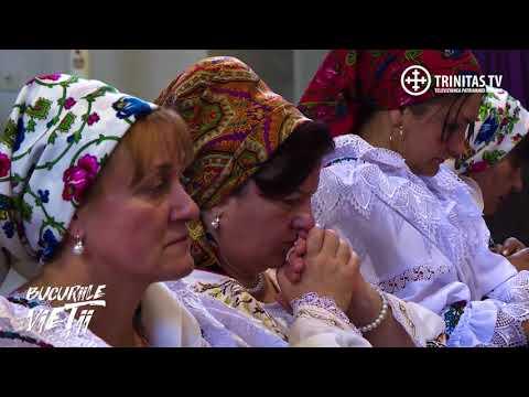 Bucuriile vieții. Biserica românească din Bonn, un ideal împlinit (07 12 2017)